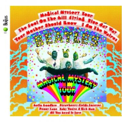 Magical Mystery Tour (Remaster.) - The Beatles : les secrets de l'album (paroles, tablature)