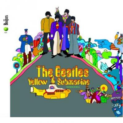 Yellow Submarine (Remaster.) - The Beatles : les secrets de l'album (paroles, tablature)