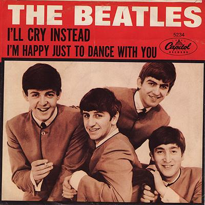 I'll Cry Instead / I'm Happy Just To Dance With You - The Beatles : les secrets de l'album (paroles, tablature)