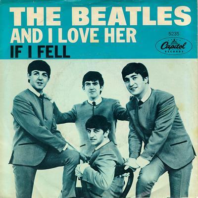 And I Love Her / If I Fell - The Beatles : les secrets de l'album (paroles, tablature)