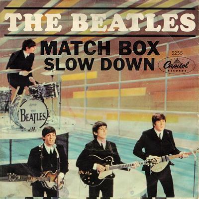 Slow Down / Matchbox - The Beatles : les secrets de l'album (paroles, tablature)