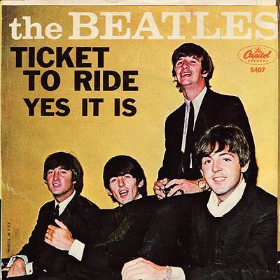Ticket To Ride / Yes It Is - The Beatles : les secrets de l'album (paroles, tablature)