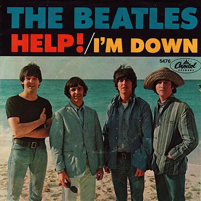 Help ! / I'm Down - The Beatles : les secrets de l'album (paroles, tablature)