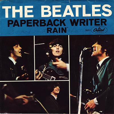 Paperback Writer / Rain - The Beatles : les secrets de l'album (paroles, tablature)