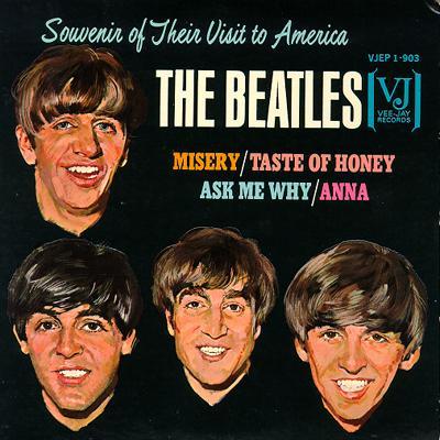 Souvenir of Their Visit to America - The Beatles : les secrets de l'album (paroles, tablature)