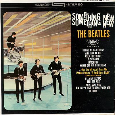 Something New - The Beatles : les secrets de l'album (paroles, tablature)