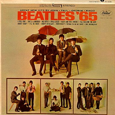 Beatles'65 - The Beatles : les secrets de l'album (paroles, tablature)