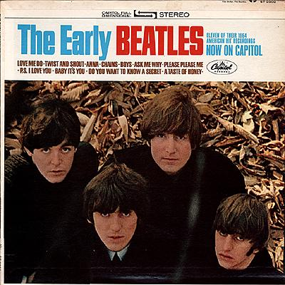 The Early Beatles - The Beatles : les secrets de l'album (paroles, tablature)