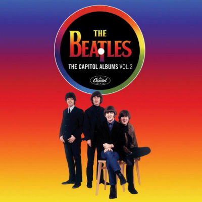 The Capitol Album Vol.2 - The Beatles : les secrets de l'album (paroles, tablature)