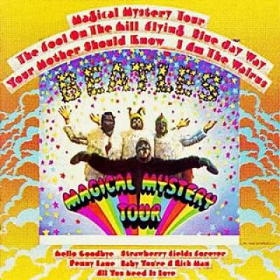 Magical Mystery Tour - The Beatles : les secrets de l'album (paroles, tablature)