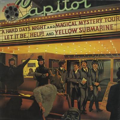 Reel Music - The Beatles : les secrets de l'album (paroles, tablature)