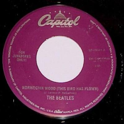 Norwegian Wood - The Beatles : les secrets de l'album (paroles, tablature)