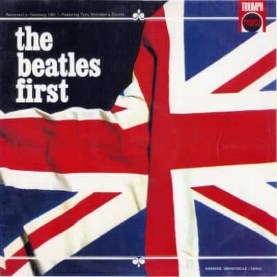 The Beatles First - The Beatles : les secrets de l'album (paroles, tablature)