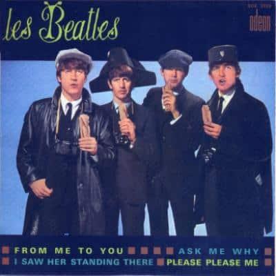 From Me To You / Ask Me Why - The Beatles : les secrets de l'album (paroles, tablature)