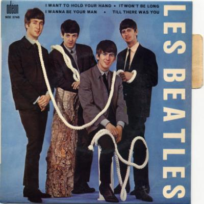I Want To Hold Your Hand/It Won't Be Long - The Beatles : les secrets de l'album (paroles, tablature)