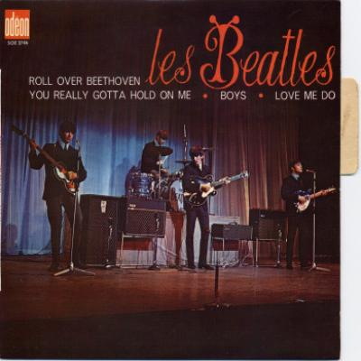 Roll Over Beethoven/You Really Gotta Hold On Me - The Beatles : les secrets de l'album (paroles, tablature)