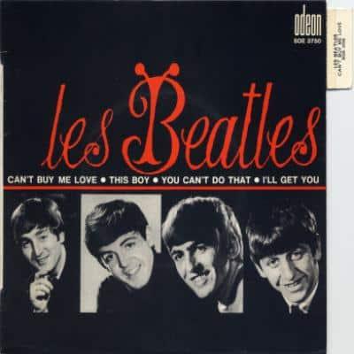 Can't Buy Me Love / This Boy - The Beatles : les secrets de l'album (paroles, tablature)