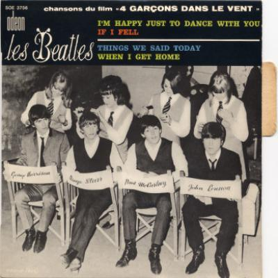 I'm Happy Just To Dance With You / If I Fell - The Beatles : les secrets de l'album (paroles, tablature)