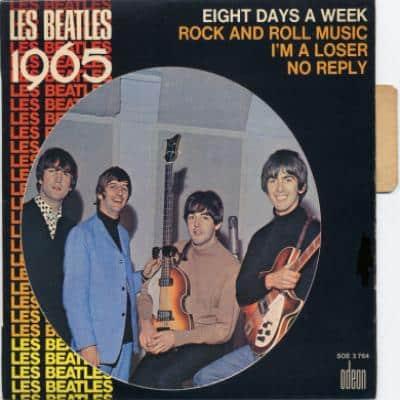 No Reply/ I'm A Loser - The Beatles : les secrets de l'album (paroles, tablature)