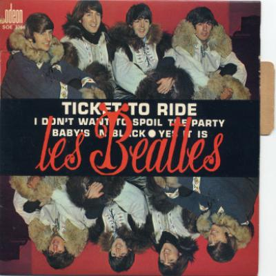 Ticket To Ride / Baby's In Black - The Beatles : les secrets de l'album (paroles, tablature)