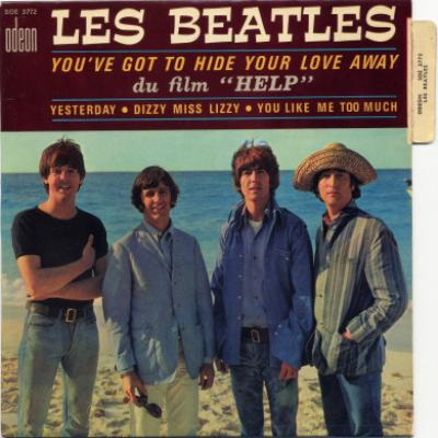 You've Got To Hide Your Love Away / Yesterday - The Beatles : les secrets de l'album (paroles, tablature)