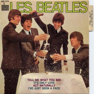 Tell Me What You See / It's Only Love - The Beatles : les secrets de l'album (paroles, tablature)