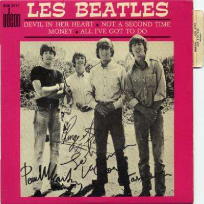 Money / All I've Got To Do - The Beatles : les secrets de l'album (paroles, tablature)