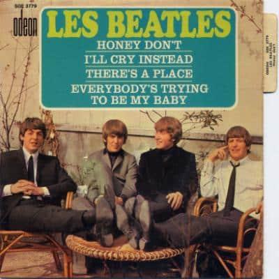 Honey Don't / I'll Cry Instead - The Beatles : les secrets de l'album (paroles, tablature)
