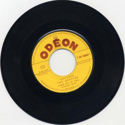 From Me To You - The Beatles : les secrets de l'album (paroles, tablature)