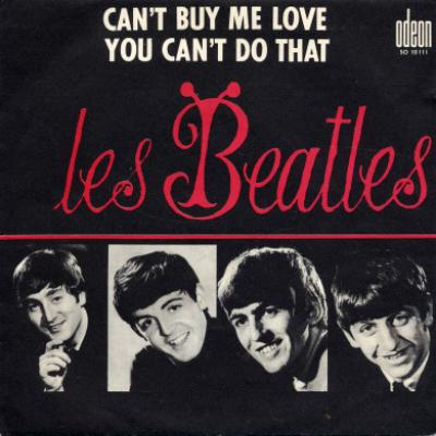 Can't Buy Me Love - The Beatles : les secrets de l'album (paroles, tablature)