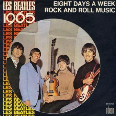 Eight Days A Week - The Beatles : les secrets de l'album (paroles, tablature)