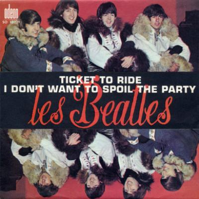 Ticket To Ride - The Beatles : les secrets de l'album (paroles, tablature)