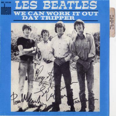 We Can Work It Out - The Beatles : les secrets de l'album (paroles, tablature)
