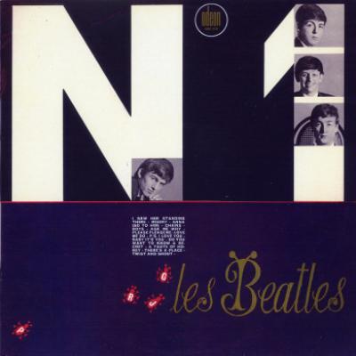 Les Beatles N° 1 - The Beatles : les secrets de l'album (paroles, tablature)