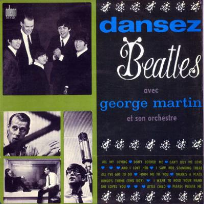 Dansez Beatles avec George Martin - The Beatles : les secrets de l'album (paroles, tablature)