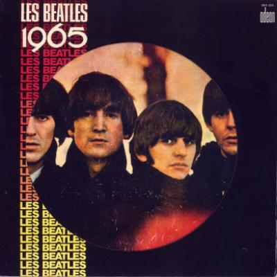 Les Beatles 1965 - The Beatles : les secrets de l'album (paroles, tablature)