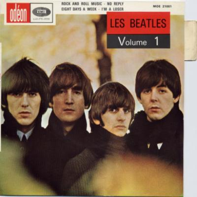 Les Beatles Volume 1 - The Beatles : les secrets de l'album (paroles, tablature)