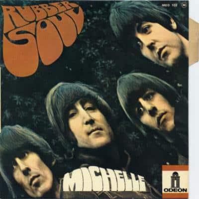 Michelle/Run For Your Life - The Beatles : les secrets de l'album (paroles, tablature)