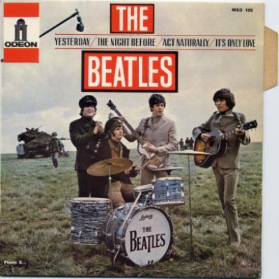 Yesterday/The Night Before - The Beatles : les secrets de l'album (paroles, tablature)