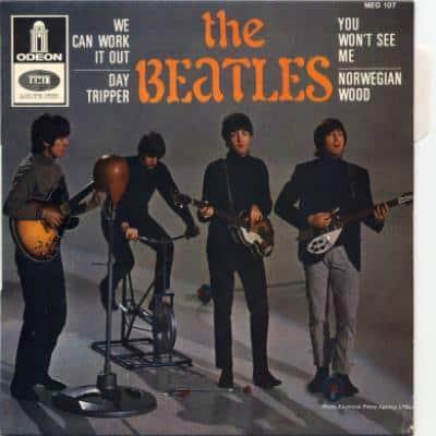 We Can Work It Out/You Won't See Me - The Beatles : les secrets de l'album (paroles, tablature)