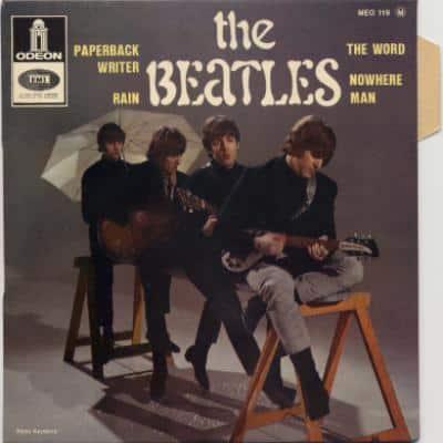 Paperback Writer/The Word - The Beatles : les secrets de l'album (paroles, tablature)