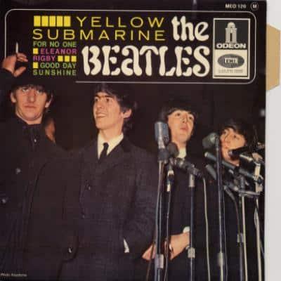Yellow Submarine/For No One - The Beatles : les secrets de l'album (paroles, tablature)
