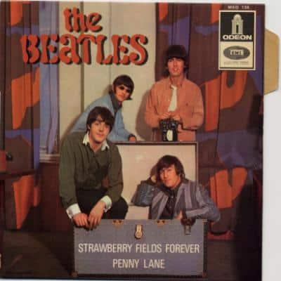Strawberry Fields Forever/And Your Bird Can Sing - The Beatles : les secrets de l'album (paroles, tablature)