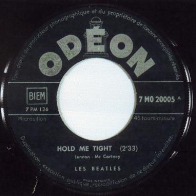 Hold Me Tight - The Beatles : les secrets de l'album (paroles, tablature)