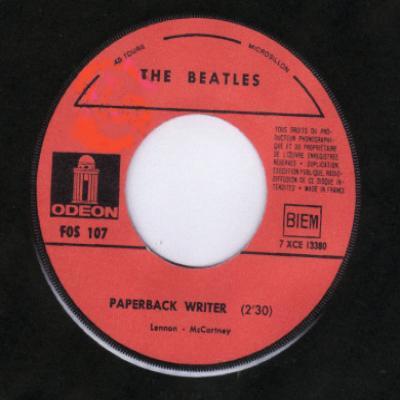 Paperback Writer - The Beatles : les secrets de l'album (paroles, tablature)