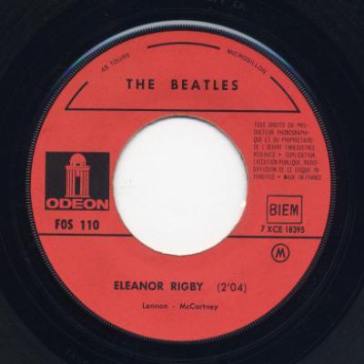 Eleanor Rigby - The Beatles : les secrets de l'album (paroles, tablature)