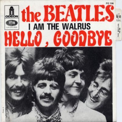 Hello Goodbye - The Beatles : les secrets de l'album (paroles, tablature)