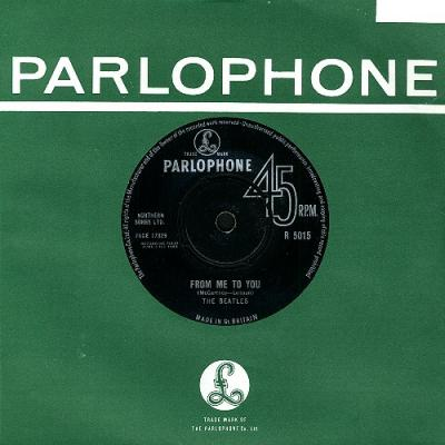 From Me To You - The Beatles : les secrets de l'album (paroles, tablature)