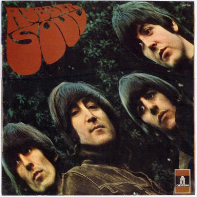 Rubber Soul - The Beatles : les secrets de l'album (paroles, tablature)