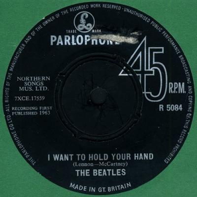 I Want To Hold Your Hand - The Beatles : les secrets de l'album (paroles, tablature)